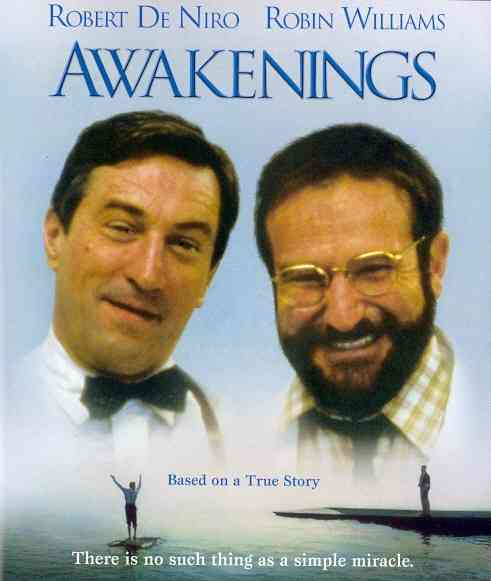 AWAKENINGS BY DENIRO,ROBERT (Blu-Ray)